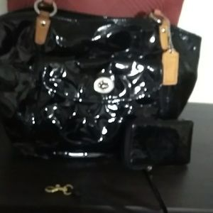 Coach med tote